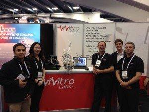 TCT 2013 ViVitro Labs team photo