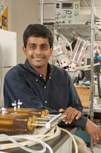 Sharan Ramaswamy (SR), PhD, FAHA, Assistant Professor of Biomedical Engineering at Florida International University