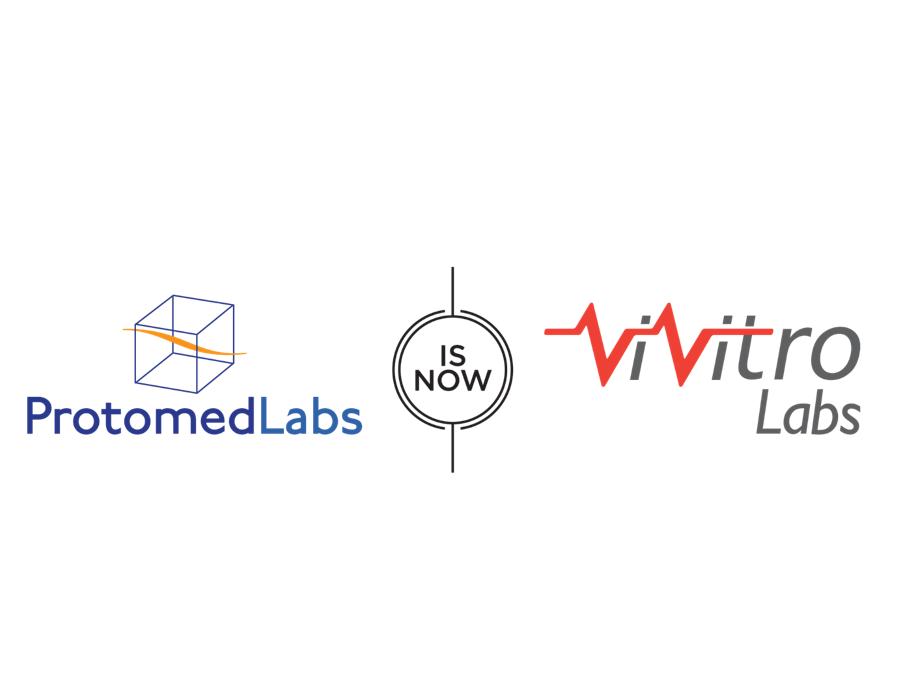 ProtomedLabs is now ViVitro Labs SASU