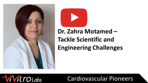 Dr. Zahra Motamed - Tackle Scientific and Engineering Challenges